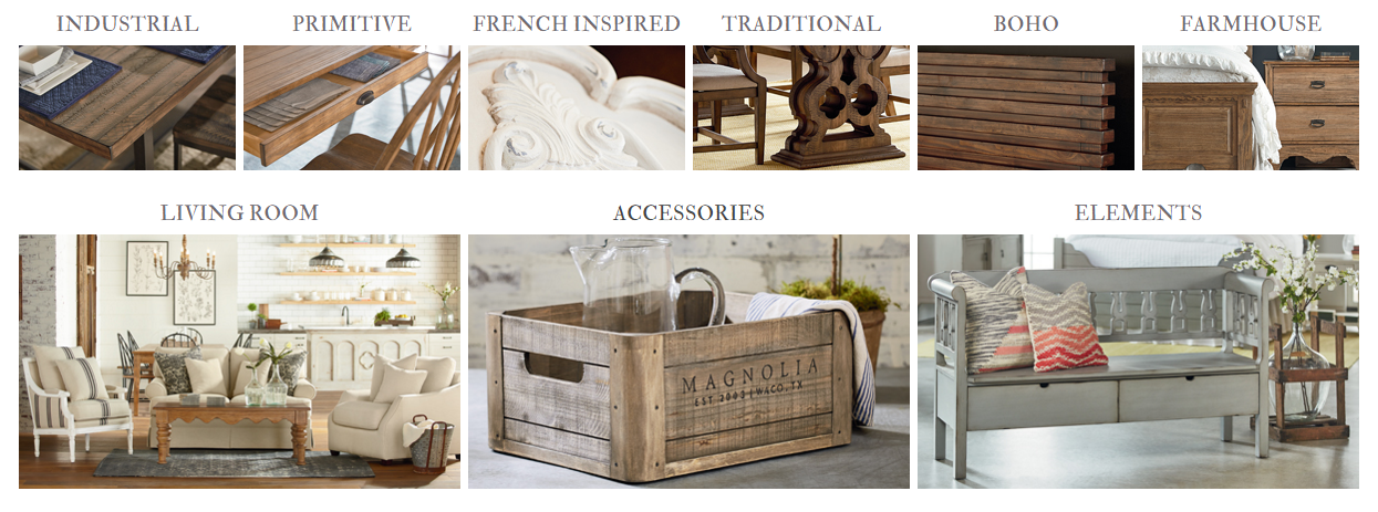 Magnolia Home Collections