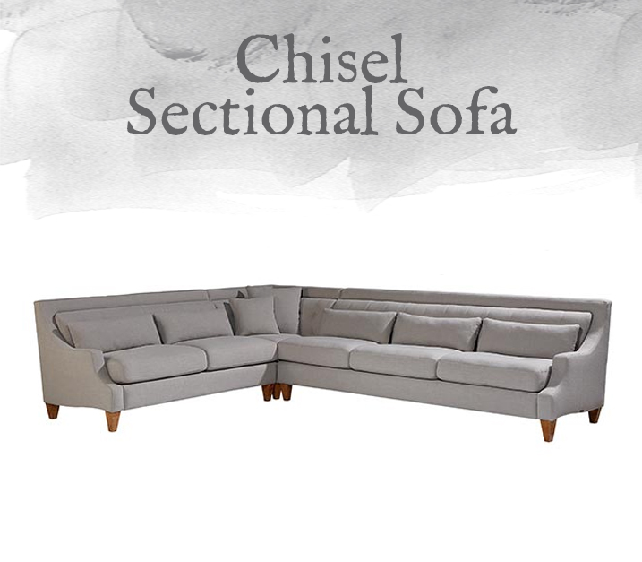 Chisel Sectional Sofa