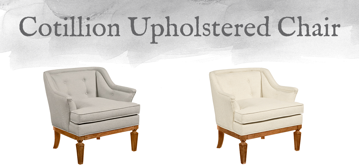 Magnolia Home Living Room - Cotillion Upholstered Chair