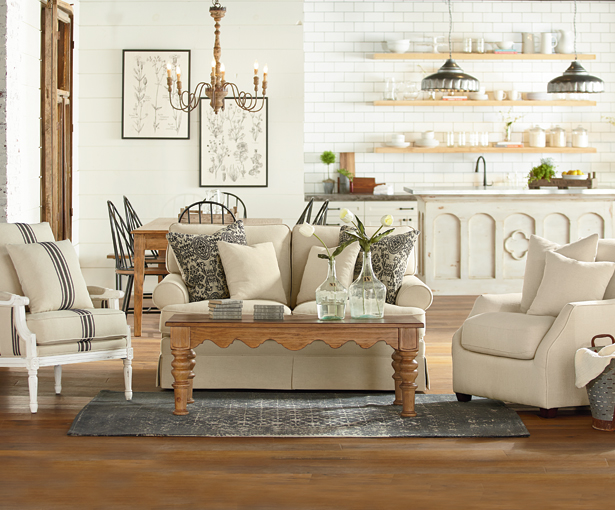 Magnolia Home Preview Upholstered Living Room Collection Design By Gahs
