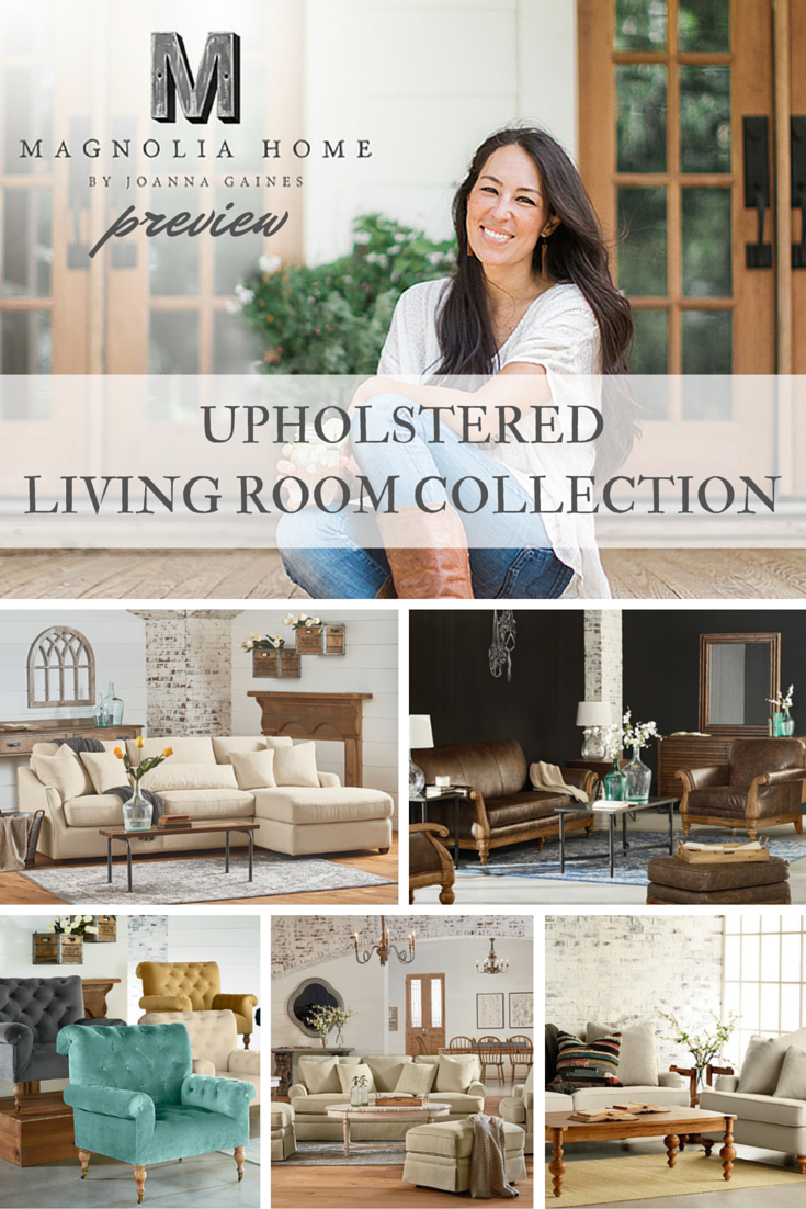 Upholstered Living Room Collection