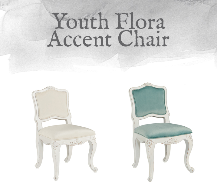Youth Flora Accent Chair