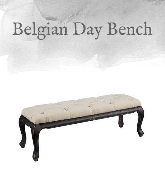 Belgian Day Bench