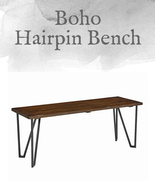 Boho-Hairpin-Bench