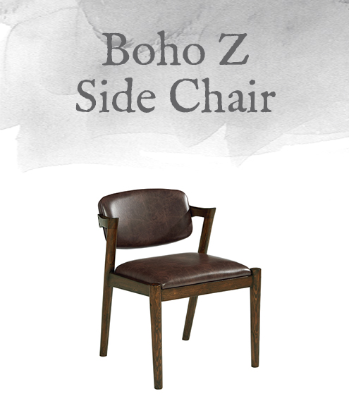 Boho Z Side Chair