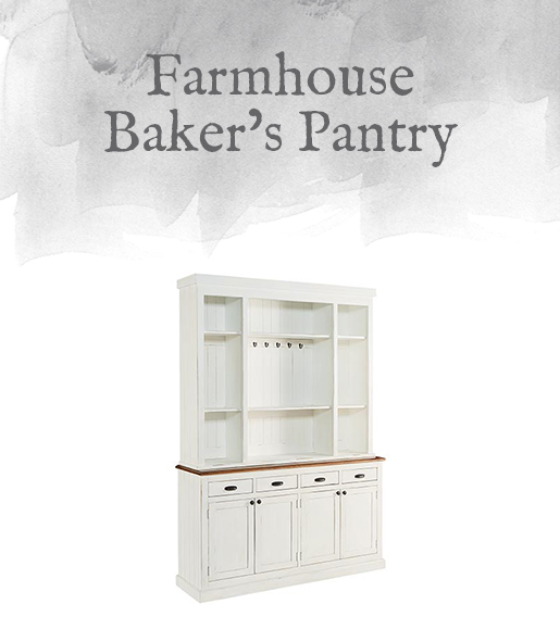 Farmhouse Baker's Pantry
