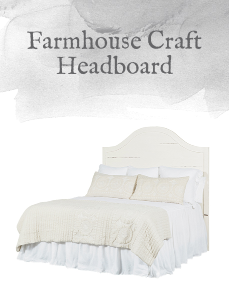 Farmhouse Craft Headboard