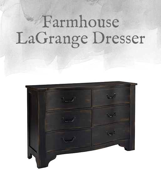 Farmhouse LaGrange Dresser