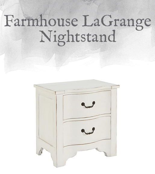 Farmhouse LaGrange Nightstand