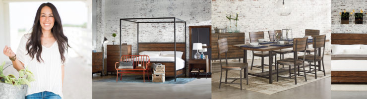 Magnolia Home Preview: Industrial Collection
