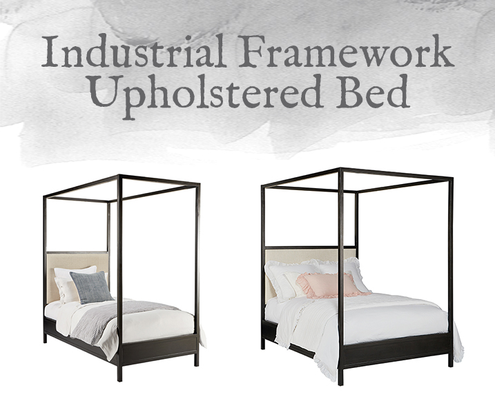 Framework Upholstered Bed