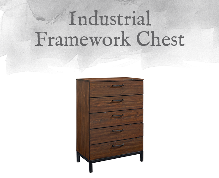 Industrial Framework Chest