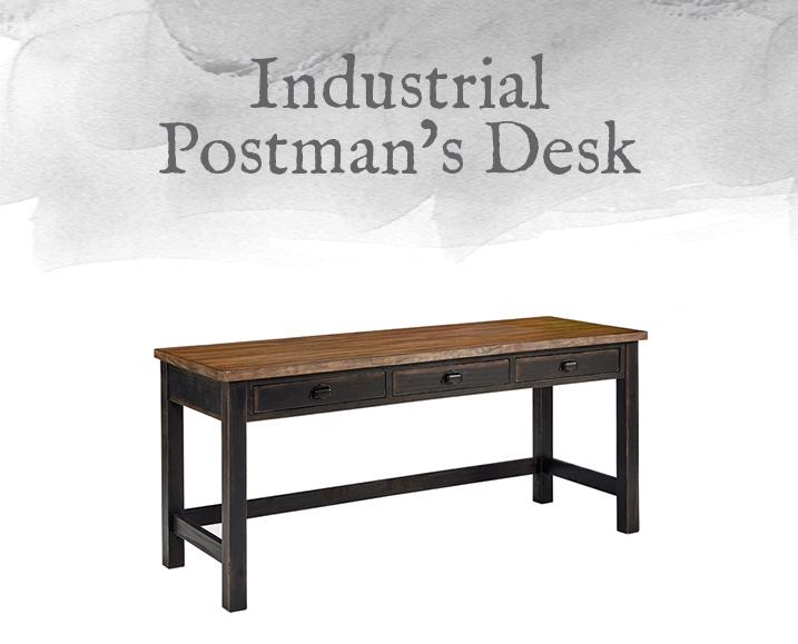 Postman's Desk