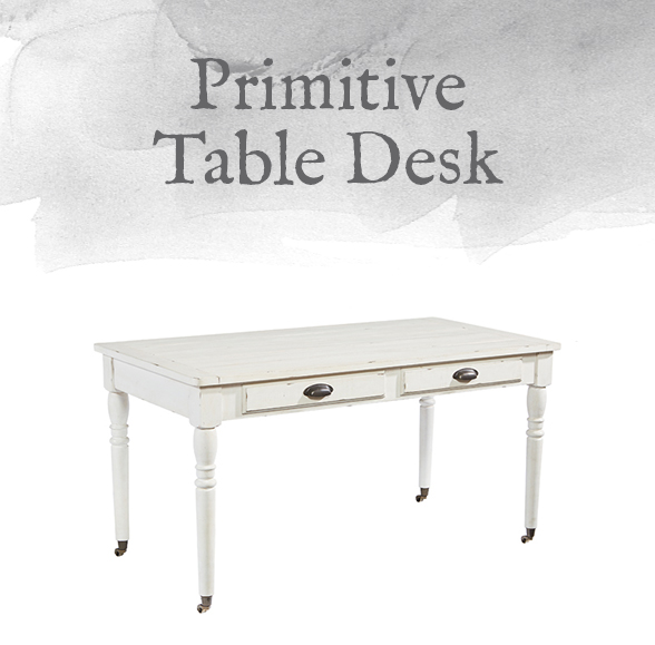 Primitive Table Desk