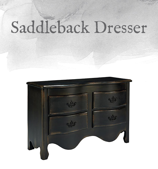 Saddleback Dresser
