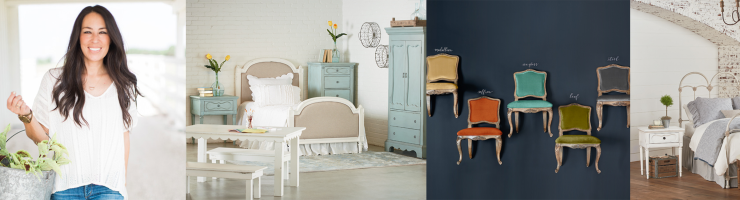 Magnolia Home Preview: French-Inspired Collection