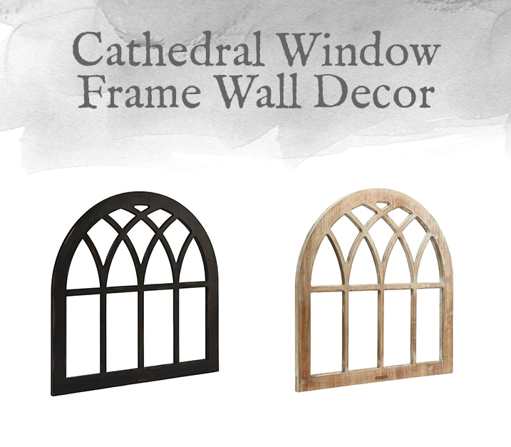 Window Frame Wall Decor magnolia home elements & accessories: part one | designgahs