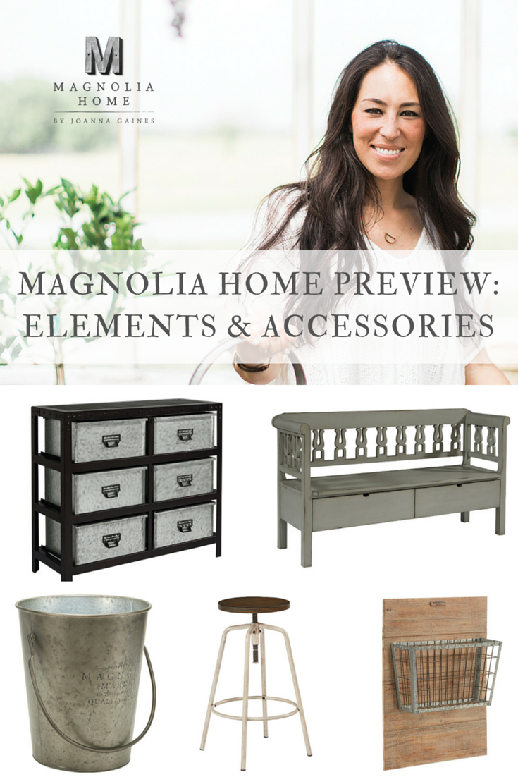 Elements & Accessories Pinterest Graphic