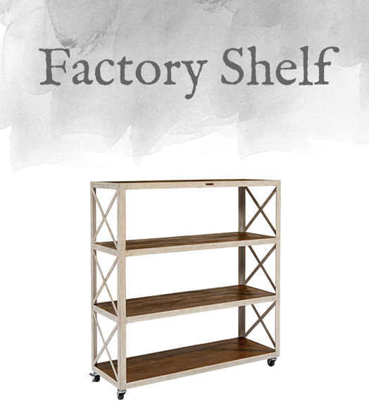 Factory Shelf