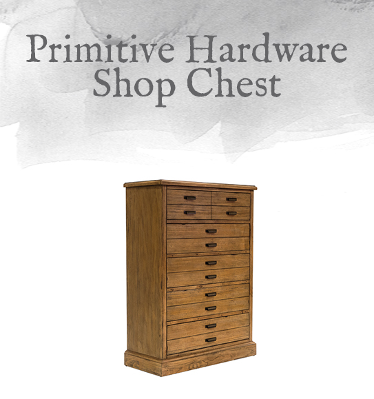 Hardware Shop Chest