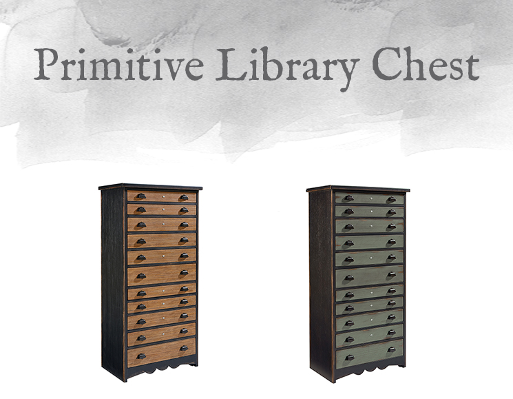 Library Chest