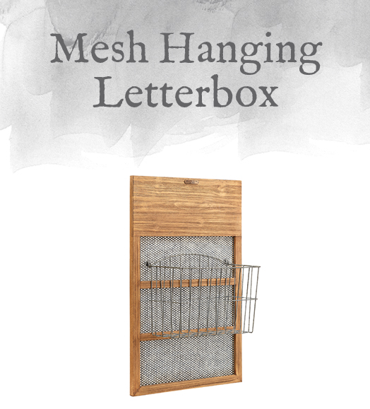 Mesh Hanging Letterbox