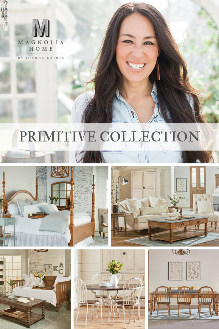 Primitive Collection Pinterest Graphic