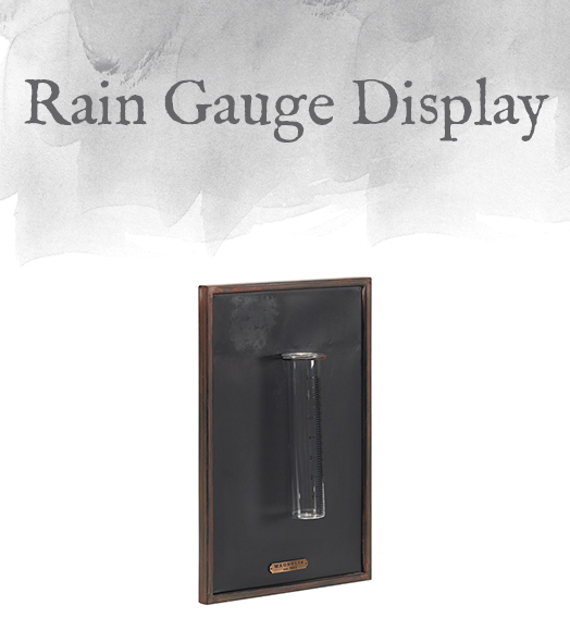 Rain Gauge Display