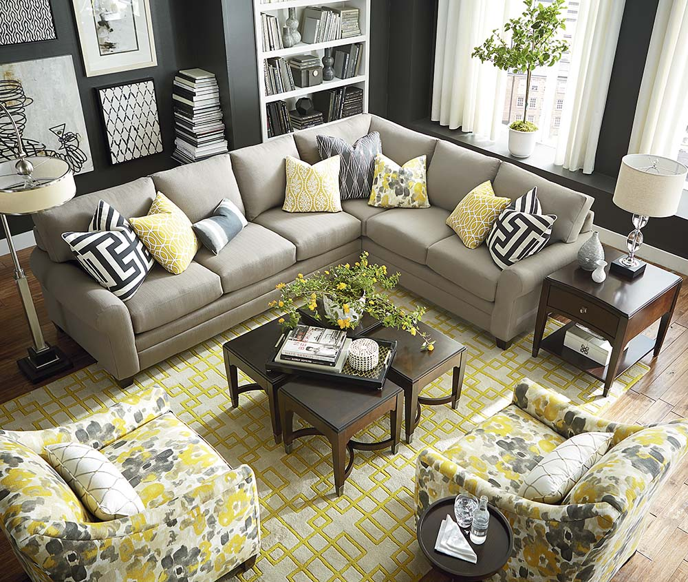 Color Series: Decorating with Buttercup
