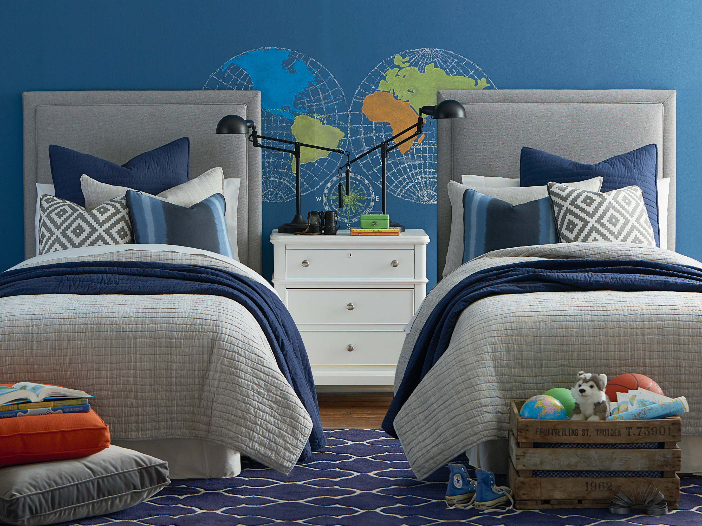 18 Design Ideas to Make Kids' Rooms Look Amazing | Design by GAHS Blog