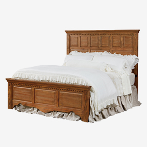 Magnolia Home Farmhouse Mantel Bed