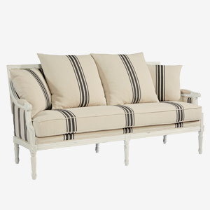 Parlor Settee Sofa by Magnolia Home