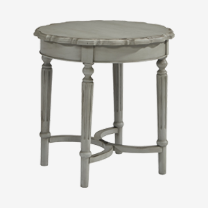 Short Pie Crust Table by Magnolia Home