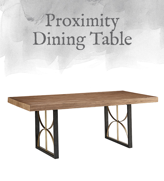 Magnolia Home Modern Proximity Dining Table