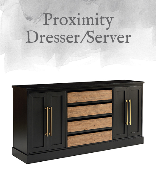 Magnolia Home Modern Proximity Dresser or Server