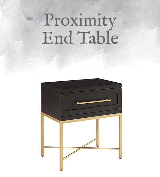 Magnolia Home Modern Proximity End Table