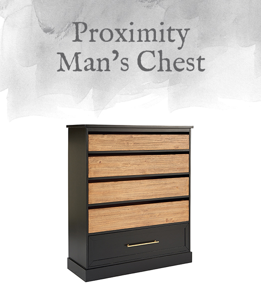 Magnolia Home Modern Proximity Man's Chest
