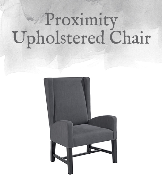 Magnolia Home Modern Proximity Upholstered Chair