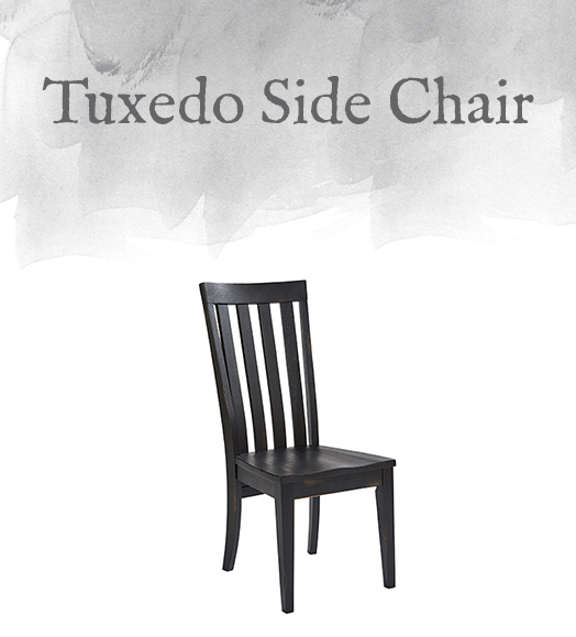 Magnolia Home Modern Tuxedo Side Chair