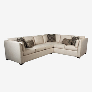 Rachael Ray Home by Craftmaster RR760100 Highline 2 Piece Sectional at Great American Home Store