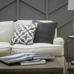 Color Series: Decorating with Sharkskin Gray
