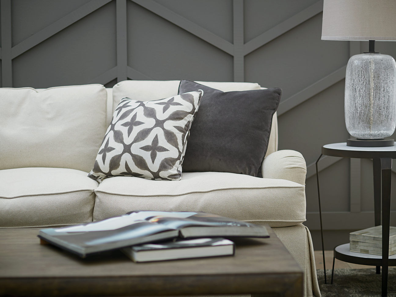 American Home Decor Stores: Color Series: Decorating With Sharkskin Gray