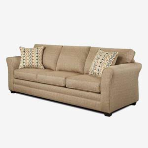 Mover Straw Sofa