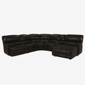 Spence 6 Piece Right Facing Chaise Power Sectional