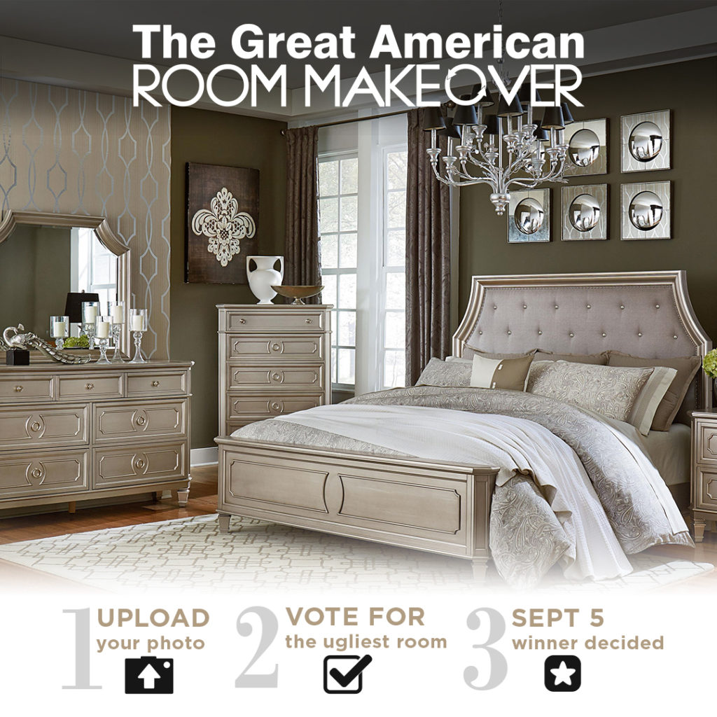 Great American Room Makeover